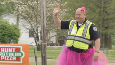 Officer tutu