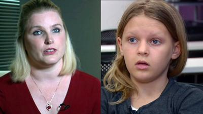 Eastern Ind. woman donates kidney to 9-year-old on dialysis