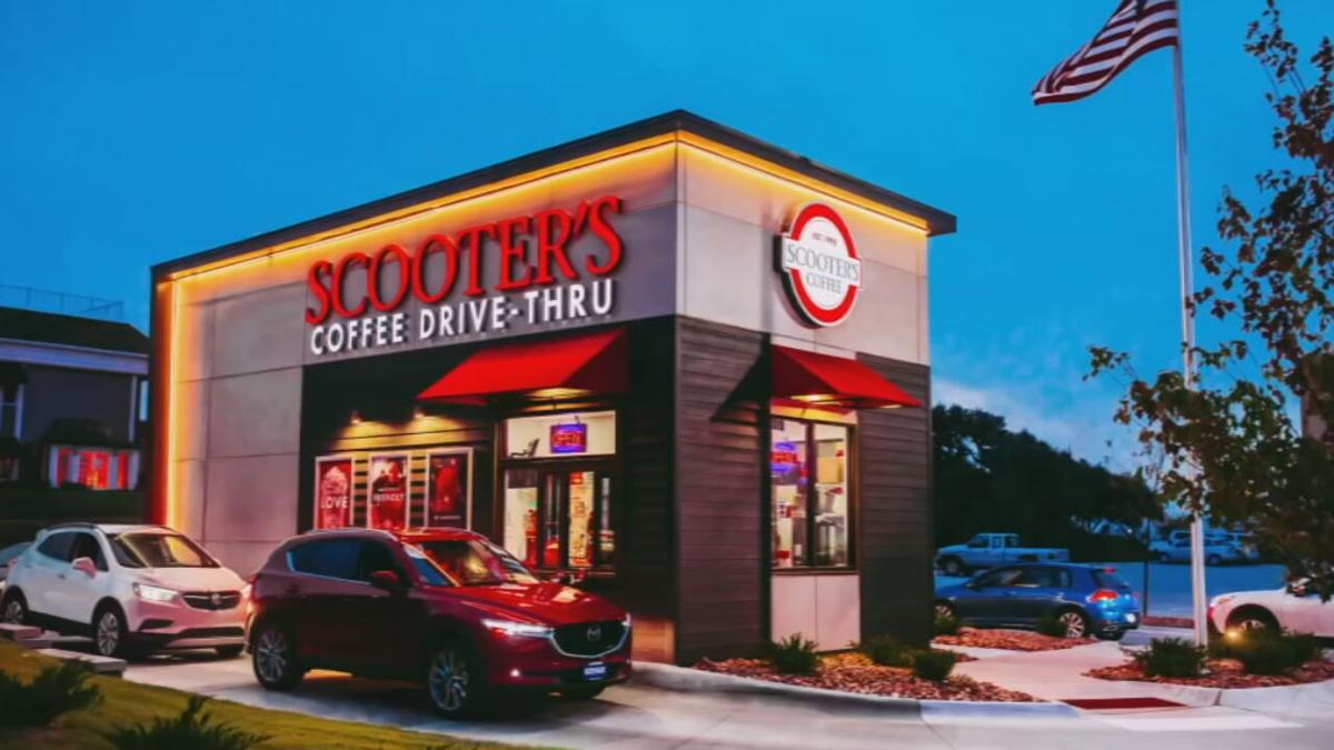 Scooter's Coffee and Drive-Thru
