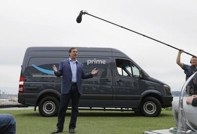 Move over UPS truck: Amazon launches its own delivery service