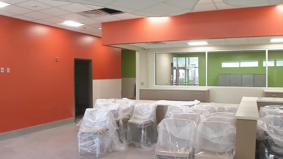 Construction on new Louisville Animal Shelter 09/10/19