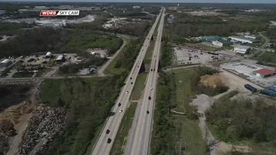 $91 million project to widen Gene Snyder Freeway has some residents concerned
