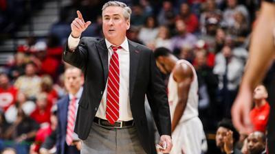 WKU coach Rick Stansbury