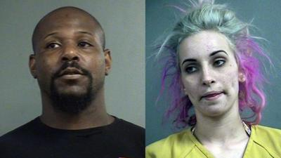 POLICE: 2 arrested after fake cash, drugs found in vehicle