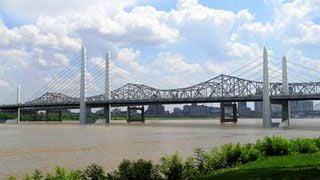 "Kentucky bridge bonds rated one step above ""junk"""
