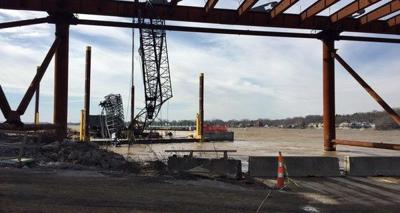 UNION: Winds should have shut down East End Crossing crane work before collapse