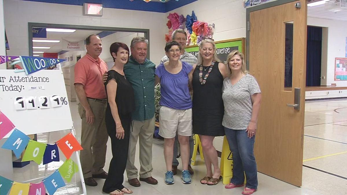 Former Gilmore Lane Elementary classmates host 50-year reunion before school shuts down