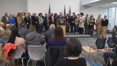 Louisville mayor announces Lean Into Louisville