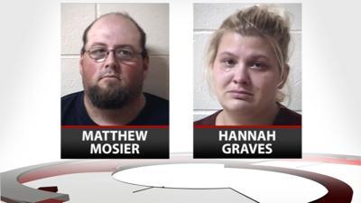 Matthew Mosier and Hannah Graves