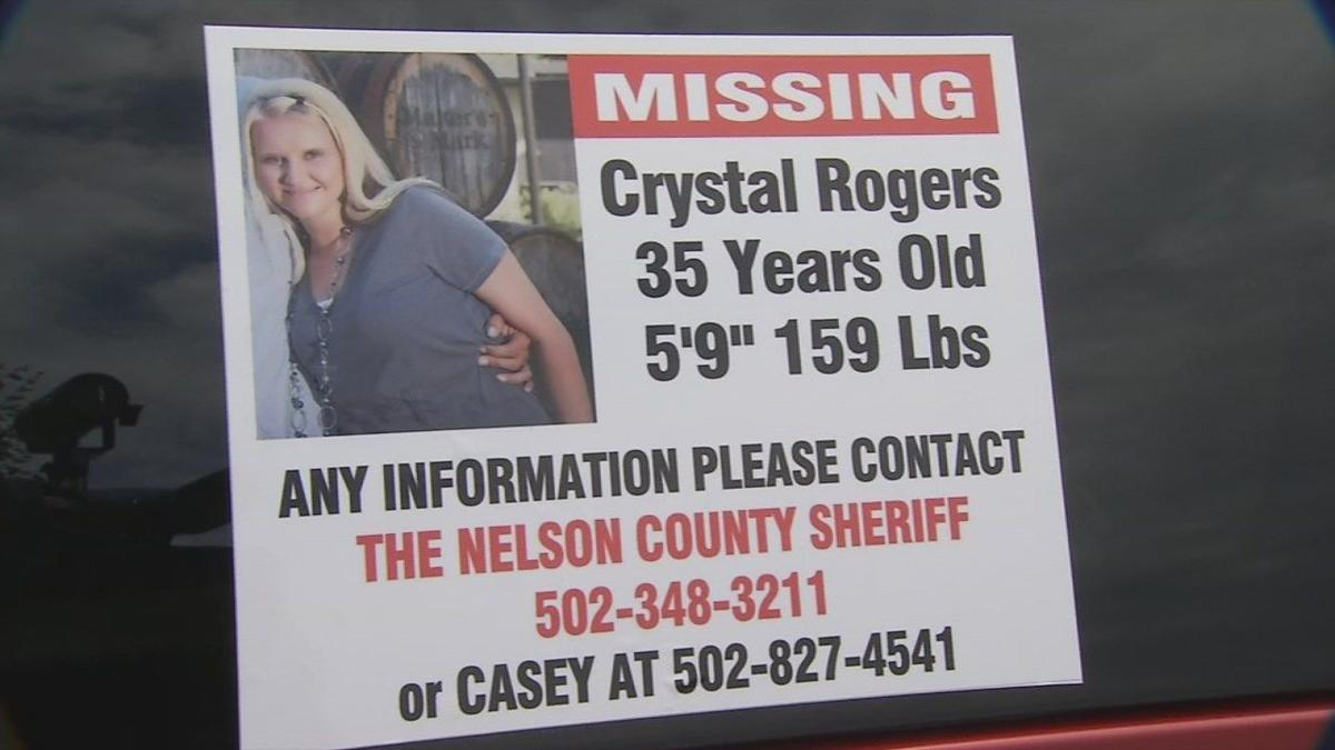 3 years after Crystal Rogers went missing, Brooks Houck