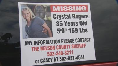 3 years after Crystal Rogers went missing, Brooks Houck speaks to WDRB