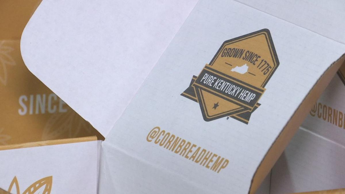 Cornbread Hemp Packaging