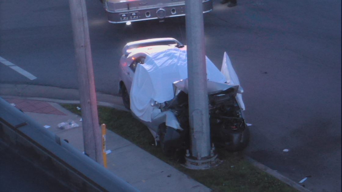2 women die after early morning crash on Dixie Highway | Wdrb-video