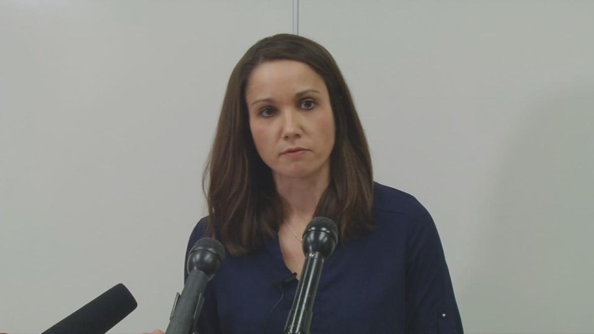 Major Emily McKinley