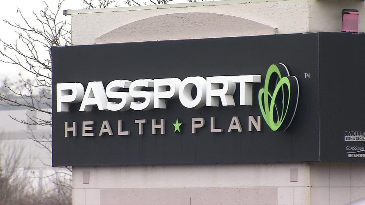 Passport Health sign