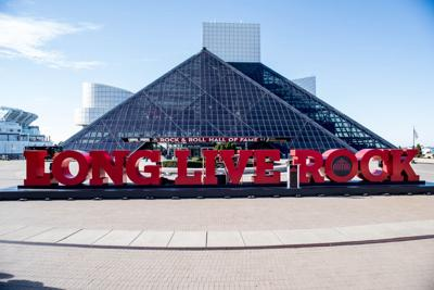 ROCK AND ROLL HALL OF FAME - FILE