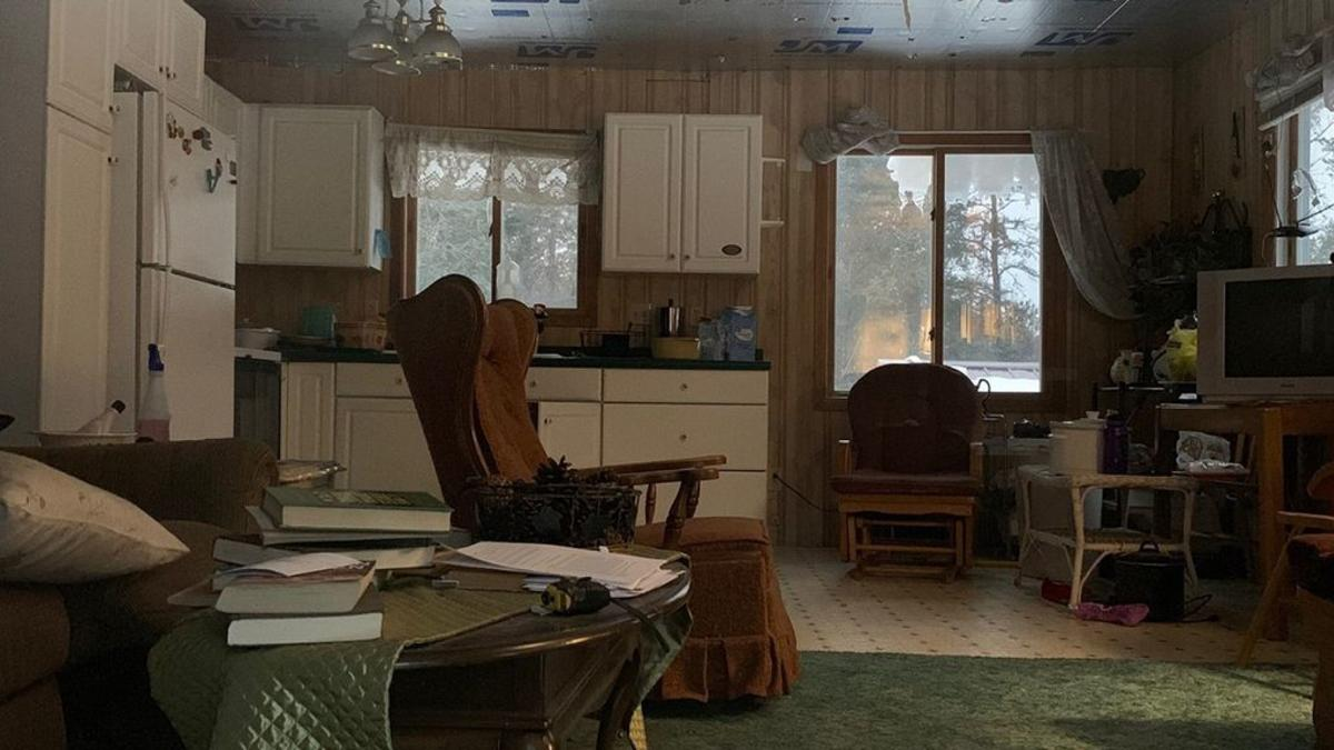 IMAGES   Wisconsin home where Jayme Closs was allegedly ...