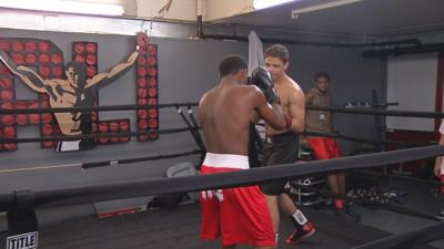 Louisville Select Boxing in pursuit of greatness in and out of the ring