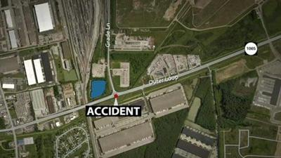 Authorities identify motorcyclist killed after crash on Outer Loop
