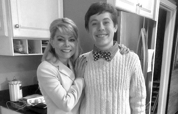 Mari Sandifer and her son, Jack