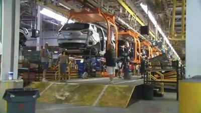 Ford Louisville Ky >> Ford Motor Co. to shift jobs from Louisville Assembly ...