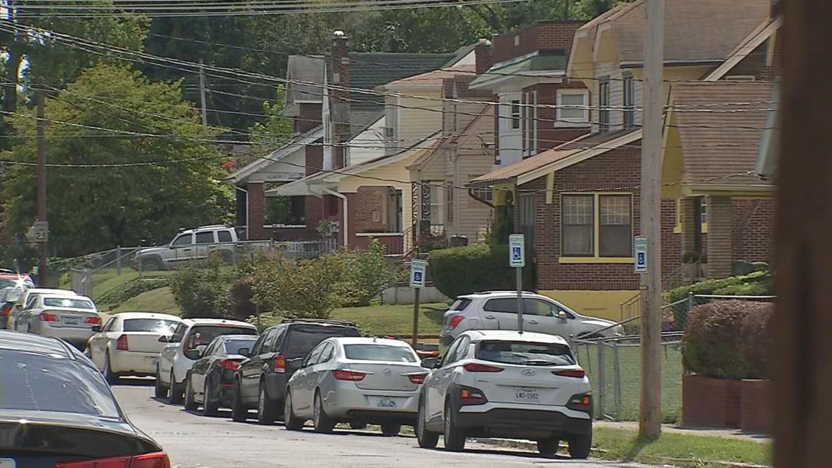 Homes in the Shawnee neighborhood