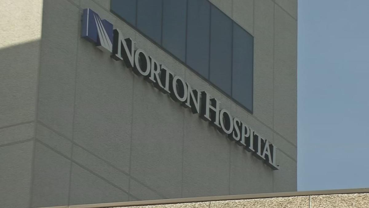 Norton Hospital downtown