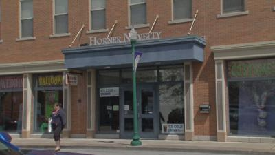 Horner Novelty building in Jeffersonville to be put up for sale for $2.5 million
