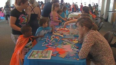 Global Game Changers and Muhammad Ali Center host event to help kids discover their superpowers