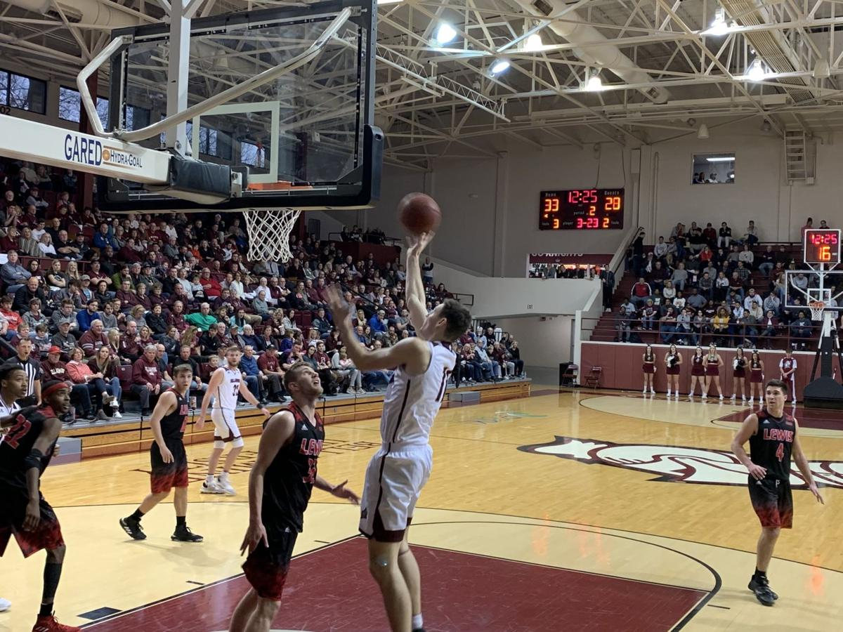 LEWIS   Bellarmine moves to 10-0 with win vs. Lewis