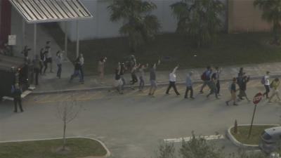 Local school districts evaluate safety plans in wake of Wednesday's mass shooting in Florida