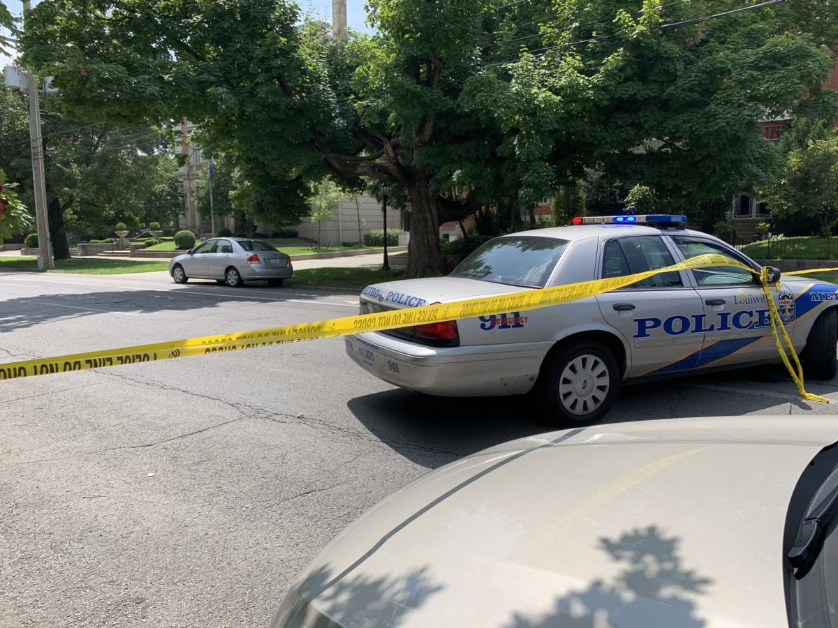 S. 3rd St. shooting