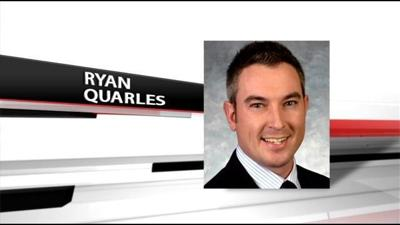 Ky. State Rep. Ryan Quarles announces run for state Agriculture Commissioner
