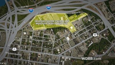 Thursday vote not certain for Louisville City FC soccer stadium deal