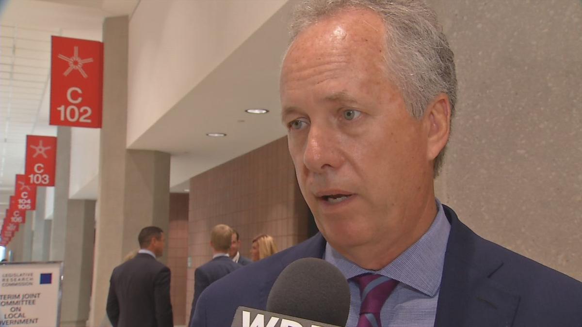 Louisville Mayor Greg Fischer talks gun control