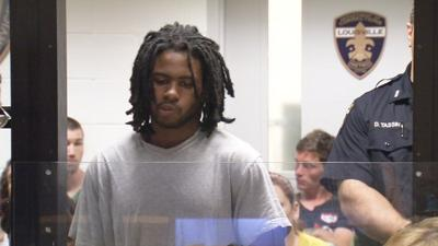 Bond set at $250K for Louisville man accused in fatal double shooting