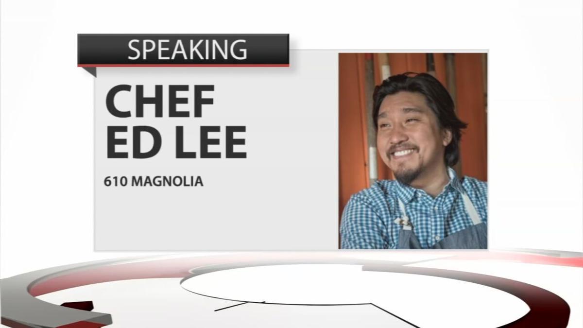Chef Ed Lee Photo