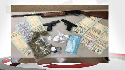 Police in Bardstown seize meth, marijuana and cocaine from 2 homes