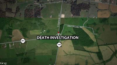 Death investigation underway after body found in Breckenridge County