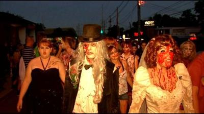 Large turnout expected for Zombie Attack
