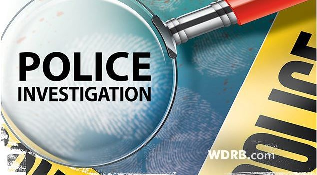 Police investigation graphic