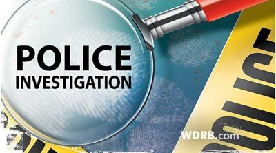 Police investigation graphic
