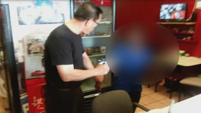13 year old held at gunpoint by restaurant owner.jpg