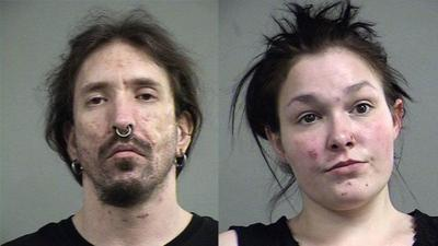 Louisville man in gas mask allegedly threatened to blow up house