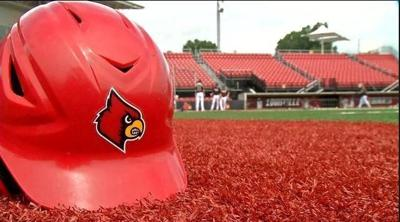 Louisville baseball graphic