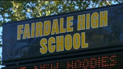 Health Department conducting TB tests at Fairdale