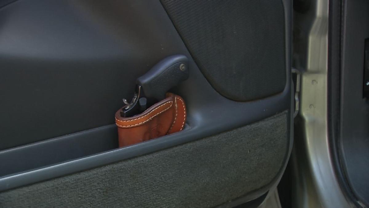 Gun in Car