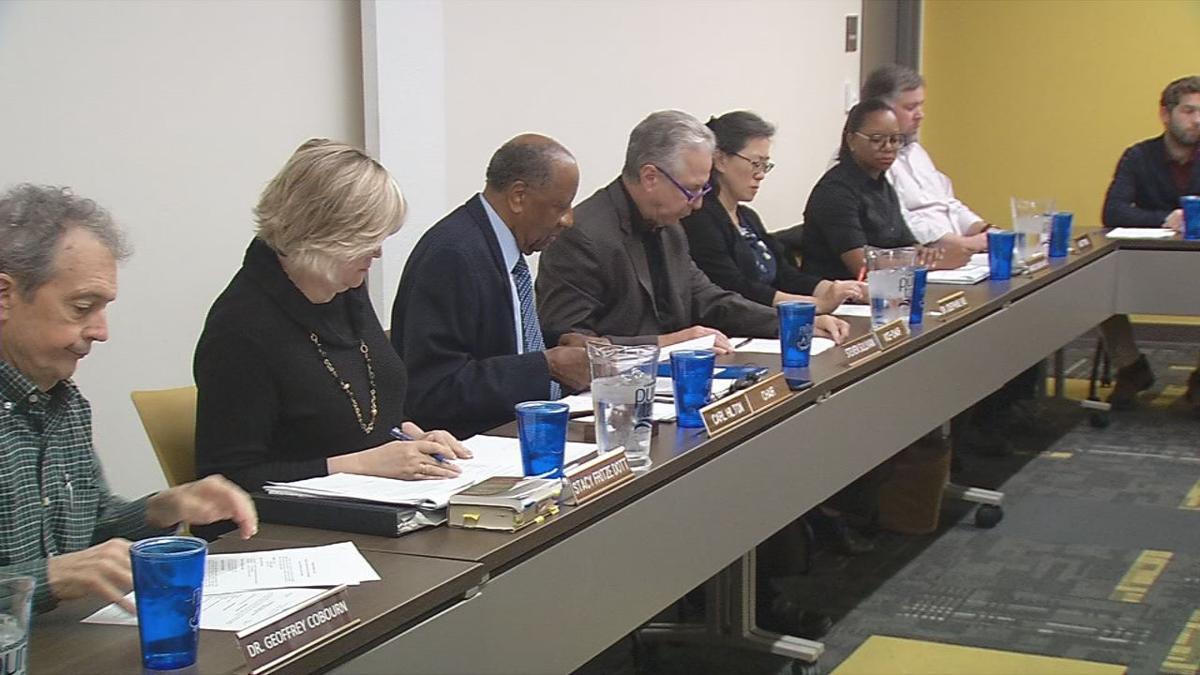 Louisville Air Pollution Control Board Meeting 10/16/19
