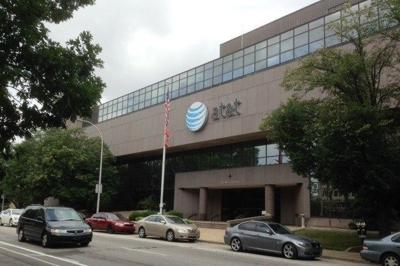 AT&T puts downtown Louisville office building up for sale