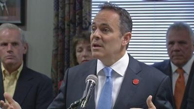 Gov. Bevin says it's 'soft' that schools are closing Wednesday for sub-zero temperatures